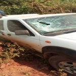 Armed robbers attack bullion van; kill Police Officer