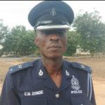 Western Regional Police Command recounts how Jomoro Commander killed himself