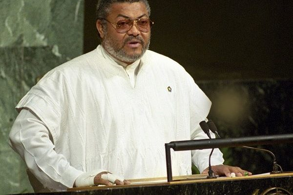 Former President Rawlings' four-day state funeral begins on Sunday