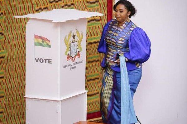 I never voted against Prof Mike Ocquaye - Adwoa Safo debunks rumors