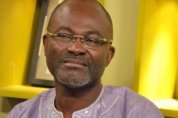 I had to vacate my house at 4:am today - Kennedy Agyapong