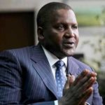 Africa's richest man Dangote reportedly losses $900 Million in just 24 hours
