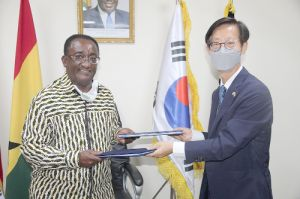 MoFA, KOICA sign $6.53m grant to rehabilitate local irrigation systems