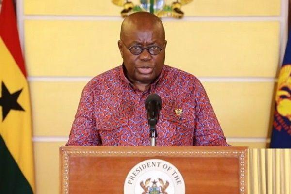 COVID-19 fight: Akufo-Addo addresses Ghanaians tonight