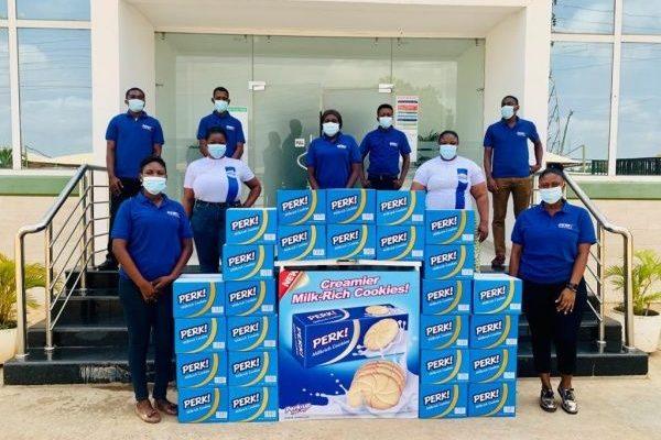 Nutrifoods launches Perk Milkrich Cookies in Ghana