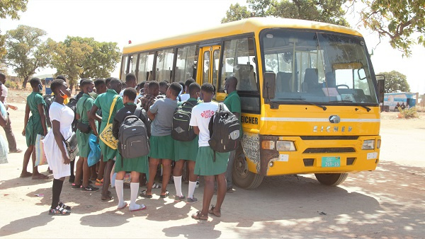 All female students of Paga SHS directed to go home