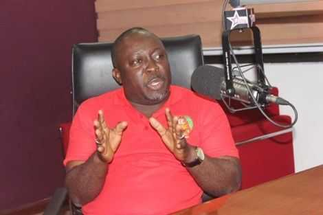 We've not drifted from our earlier position about the presidential election result - Baba Jamal