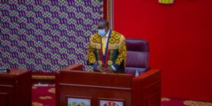 Full text: Alban Bagbin's speech on first sitting of 8th Parliament