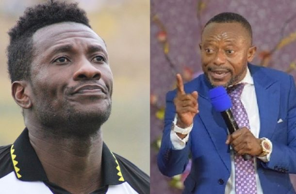 VIDEO: You didn't play for the Black Stars for free - Rev. Owusu Bempah fires Asamoah Gyan
