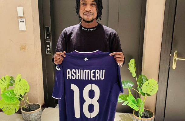 Majeed Ashimeru joins Anderlecht on loan from RB Salzburg