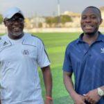 Godwin Attram to assist Yaw Preko on the Great Olympics technical bench