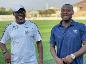 Godwin Attram to assist Yaw Preko on the Great Olympics technical bench