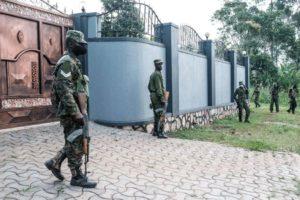 Ugandan soldiers leave Bobi Wine's house