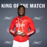 Brian Brobbey climbs from the bench late to win man of match in Ajax win