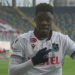 Trabzonspor offers Caleb Ekuban three year contract extension