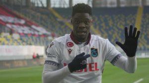 Caleb Ekuban scores and assists in Trabzonspor's win against Genclerbirligi