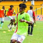 Ibrahim Salifu is a 'solid player' who will improve our team - Ashggold CEO