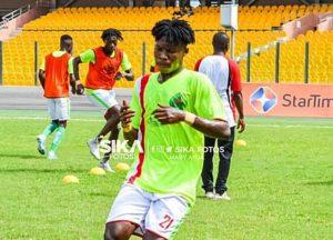 Hearts of Oak circling for in-demand Salifu Ibrahim