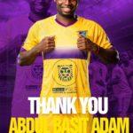 Medeama part ways with striker Abdul Basit Adam