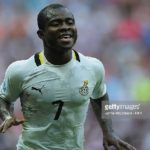 China based Frank Acheampong hoping for a return to the Black Stars