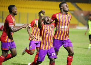 VIDEO: Watch highlights of Hearts of Oak's victory over Aduana Stars