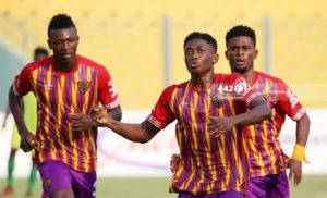 VIDEO: Watch highlights of Hearts of Oak's 6-1 thumping of Bechem United