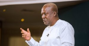 Did Mahama need 'leaves' to develop Ghana? – Kwakye Ofosu slams govt