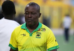 Coach Johnson Smith departs Kotoko as assistant coach after second stint