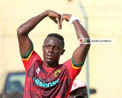 Kwame Opoku's transfer deal to Algeria collapses