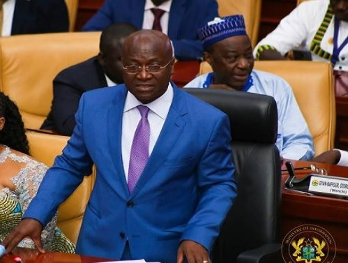 Speaker agrees NPP is majority in Parliament – Kyei Mensah-Bonsu reveals