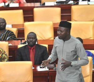 Amorse Blessing Amos writes: Of Hon Ayariga's motion and NPP MP's opposition