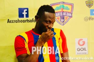 Hearts of Oak's Mohammed Alhassan set to tie the knot on Sunday