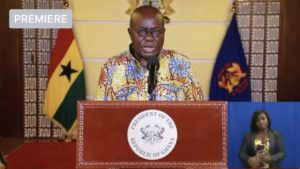 President Akufo-Addo abolishes double track school system