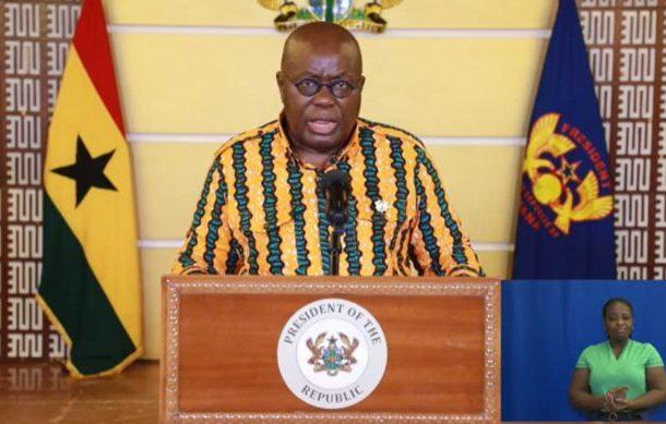 Full Text: President Akuffo-Addo's 21st COVID-19 address