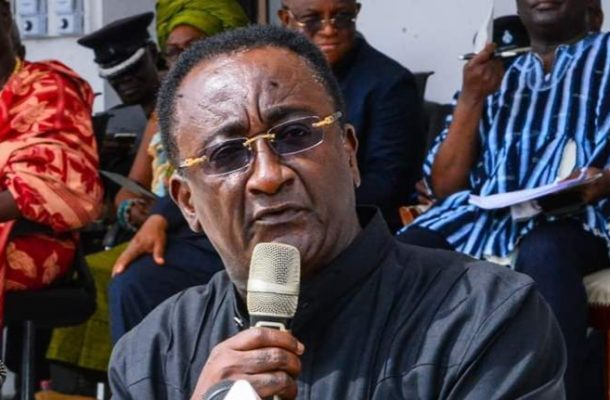 Afriyie Akoto has been an outstanding minister – President Akufo Addo