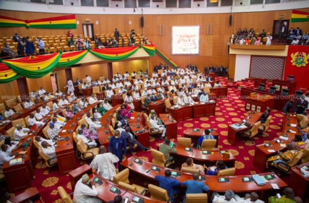 Alban Bagbin declares NPP caucus Majority in 8th Parliament
