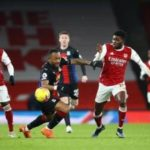 Thomas Partey returns from injury in Arsenal's draw with Crystal Palace
