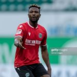 Patrick Twumasi scores twice for Hannover 96 in Sandhausen win