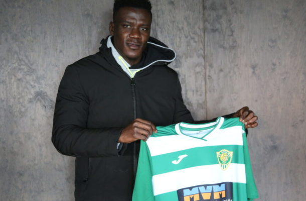 Ghanaian midfielder Ransford Selasi joins Swiss side Kriens