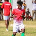 In demand Salifu Ibrahim expected to sign three year deal with Hearts of Oak