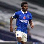 Brighton's Tariq Lamptey suffers injury setback