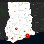 COVID-19: Accra has over 50% of Ghana's 1,420 active cases