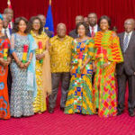 Dr. Lawrence writes: Suddenly 85 Ministers is the best for Ghana