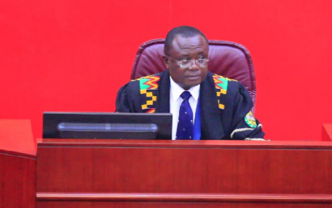 VIDEO: We can't punish MPs over misconduct during Speaker Elections- 1st Dep. Speaker reveals