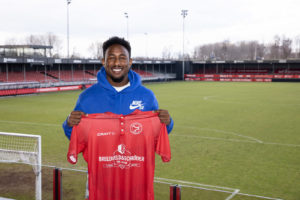 John Yeboah joins Almere City on loan