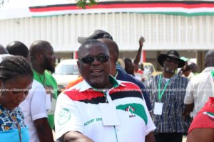 Koku Anyidoho replies NDC after his dismissal from the party