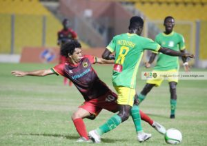 VIDEO: Watch highlights of Kotoko's 1-0 defeat to Aduana Stars