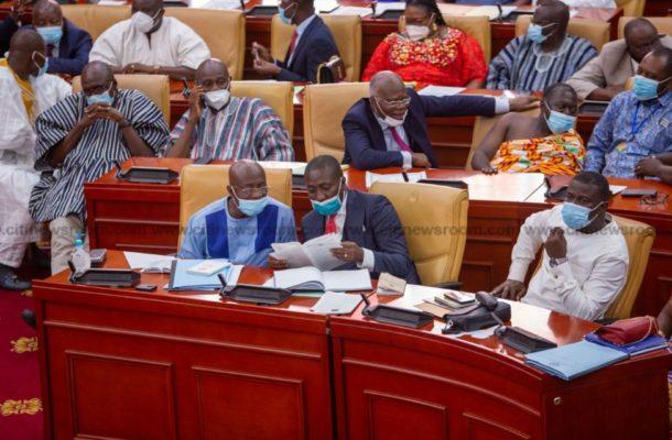 Kyei-Mensah-Bonsu had no hand in Carlos' ballot snatching act – Afenyo-Markin