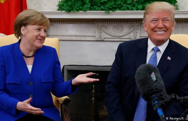 Angela Merkel slams Twitter, Facebook for shutting down accounts of Donald Trump