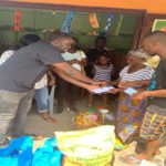 MKD Foundation donates to widows in Suhum